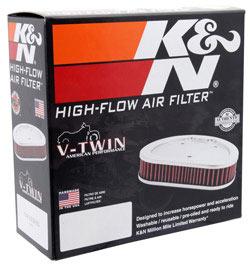 【K&N】HD-2076 可更換型空氣濾芯 - 「Webike-摩托百貨」
