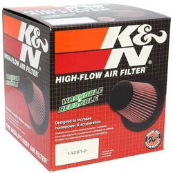【K&N】RU-2754 改裝用空氣濾芯 - 「Webike-摩托百貨」