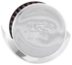 【K&N】62-1513 空氣濾芯(含鍍鉻檔板) - 「Webike-摩托百貨」