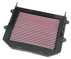 【K&N】HA-1003 可更換型空氣濾芯 - 「Webike-摩托百貨」