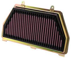 【K&N】HA-6007 可更換型空氣濾芯 - 「Webike-摩托百貨」