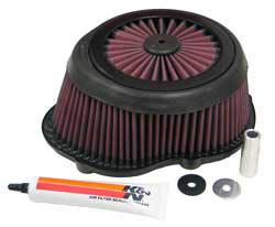 【K&N】KA-2504 可更換型空氣濾芯 - 「Webike-摩托百貨」