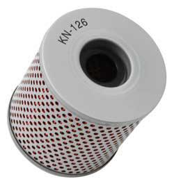 【K&N】KN-126 機油濾芯 - 「Webike-摩托百貨」