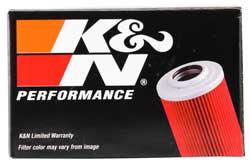 【K&N】KN-137 機油濾芯 - 「Webike-摩托百貨」