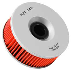 【K&N】KN-146 機油濾芯 - 「Webike-摩托百貨」