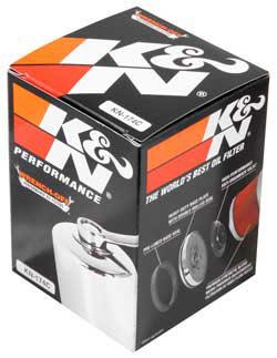 【K&N】KN-174C 機油濾芯 - 「Webike-摩托百貨」