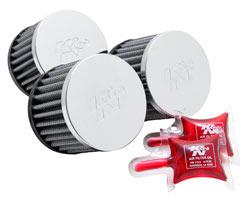【K&N】RC-1133 通用型空氣濾芯 (圓柱形) - 「Webike-摩托百貨」
