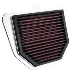 【K&N】YA-1006 可更換型空氣濾芯 - 「Webike-摩托百貨」