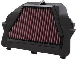 【K&N】YA-6008 可更換型空氣濾芯 - 「Webike-摩托百貨」