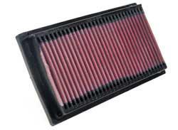 【K&N】YA-8596 可更換型空氣濾芯 - 「Webike-摩托百貨」