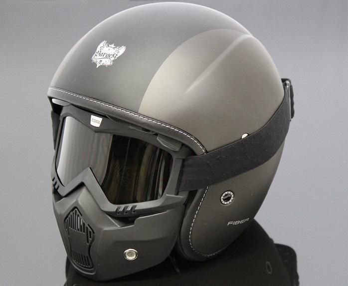 【MADMAX】BEON 可拆卸面罩Open Face - 「Webike-摩托百貨」