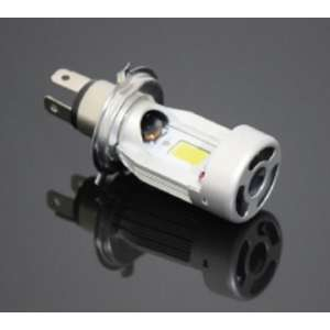 LED Headlight Bulb Set H4/HS1 with Cooling Fan MADMAX