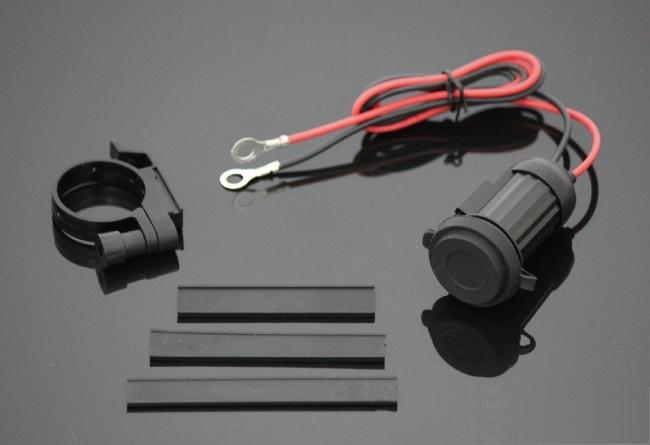 【MADMAX】摩托車用 防水USB (12V 把手固定座型) - 「Webike-摩托百貨」