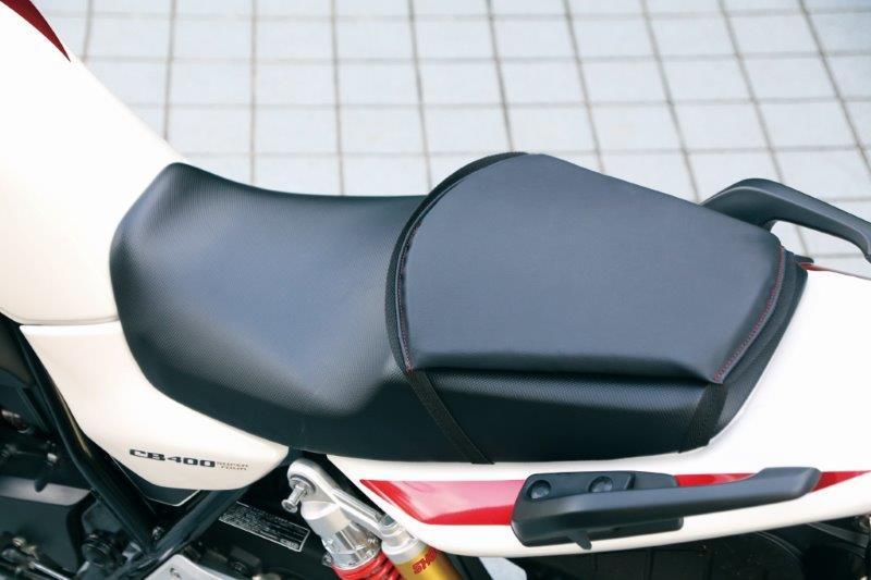 【posidrive】【Chemical set campaign】摩托車坐墊套【Speed Heart Professor 系列】 - 「Webike-摩托百貨」