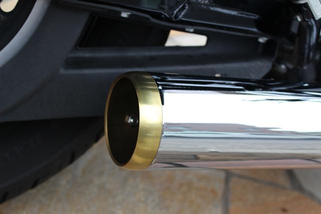 【KENTEC】加厚黃銅片消音器2IN1消音器 - 「Webike-摩托百貨」