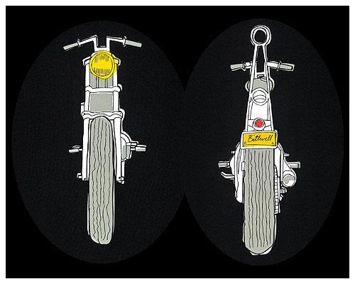 【Neofactory】Biltwell ChopperT恤 - 「Webike-摩托百貨」