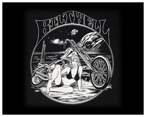 【Neofactory】Biltwell GalaxyT恤 - 「Webike-摩托百貨」