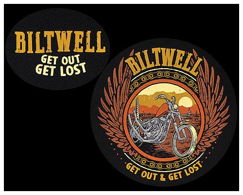 【Neofactory】Biltwell Get LostT恤 - 「Webike-摩托百貨」