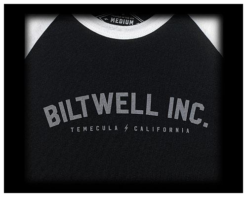 【Neofactory】Biltwell Basic 3/4袖RaglanT恤 - 「Webike-摩托百貨」