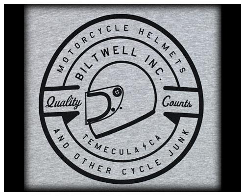 【Neofactory】Biltwell icon 3/4袖RaglanT恤 - 「Webike-摩托百貨」
