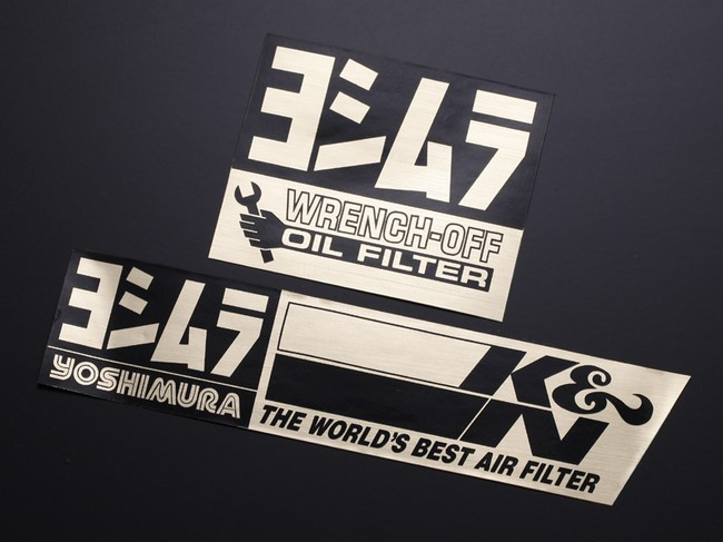 【YOSHIMURA】K&N機油濾芯 - 「Webike-摩托百貨」