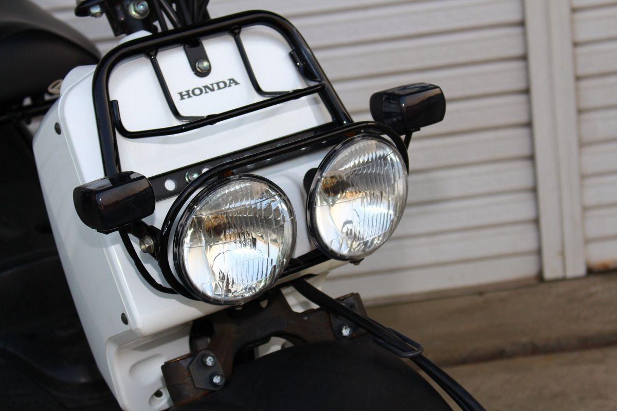【Rin Parts】燻黑色方向燈 (左右組1台分) - 「Webike-摩托百貨」