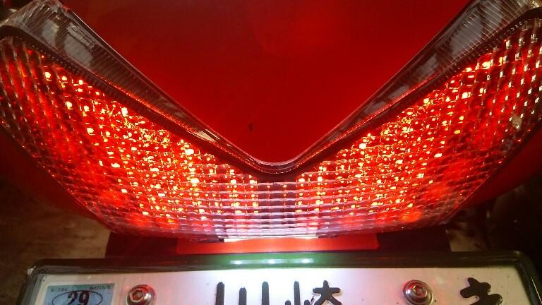 【Class 4】Blaster LED 尾燈 - 「Webike-摩托百貨」