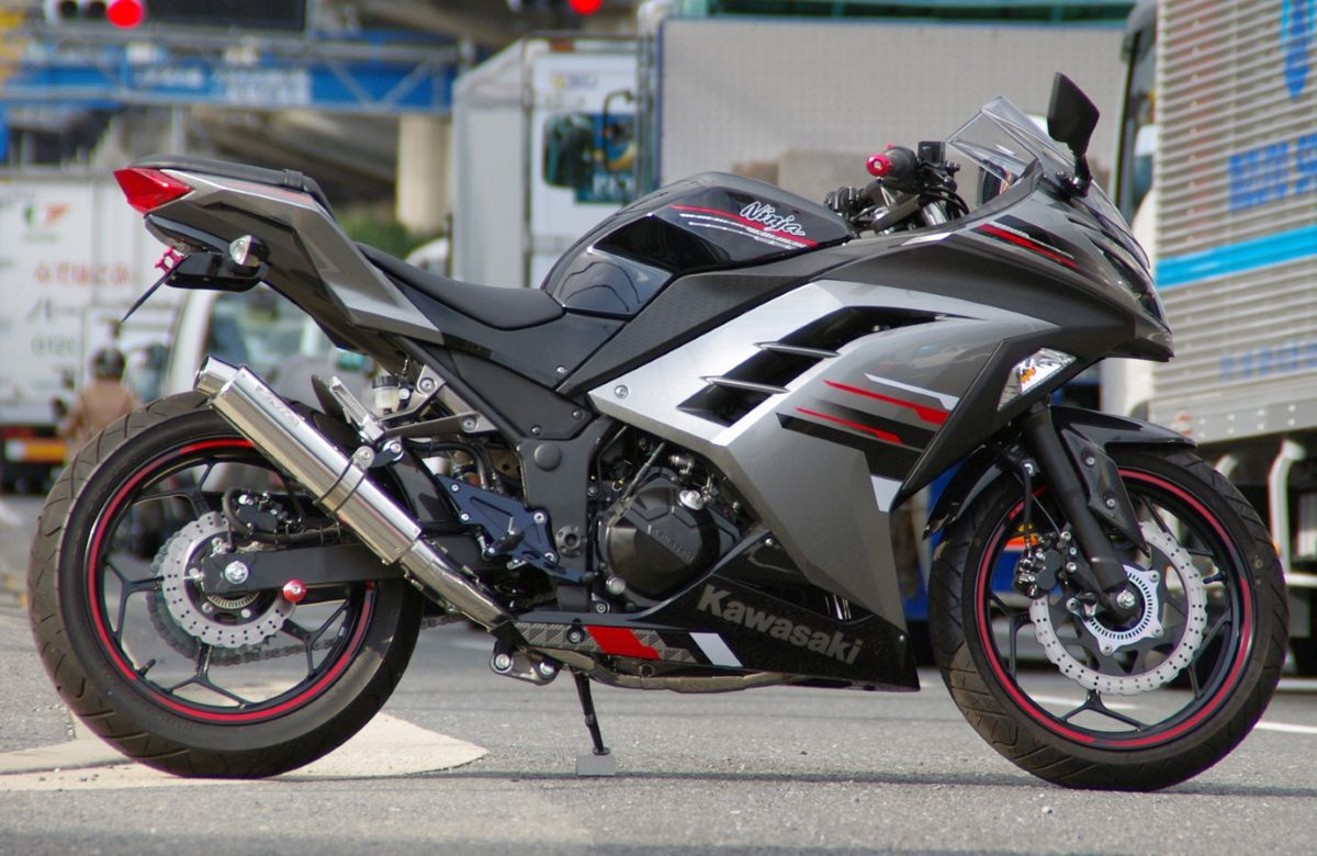 【SANSEI RACING】不銹鋼排氣管 - 「Webike-摩托百貨」