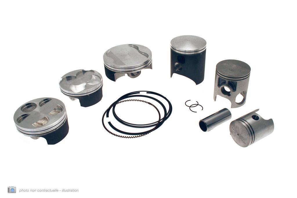 【TECNIUM】TECHNIUM 鍛造活塞/ Φ56.50mm KAWASAKI KX125 1991用(Tecnium forged piston for KAWASAKI KX125 1991 Φ56,50mm - 「Webike-摩托百貨」