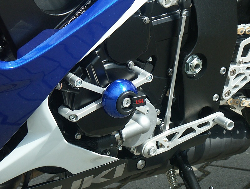 【LSL】防倒襯墊(防倒球)車型專用安裝套件 - 「Webike-摩托百貨」