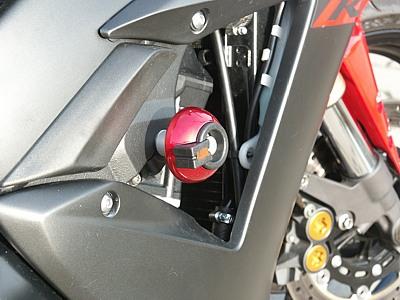 【LSL】防倒襯墊(防倒球)用安裝套件 - 「Webike-摩托百貨」