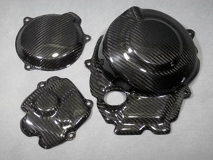 【A-TECH】離合器外蓋乾式碳纖維 - 「Webike-摩托百貨」
