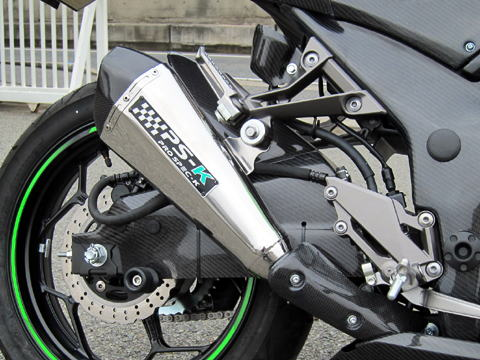【A-TECH】PS-K 原廠型排氣管尾段 - 「Webike-摩托百貨」