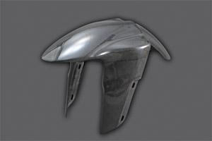 【A-TECH】特殊前土除(標準型形狀) - 「Webike-摩托百貨」