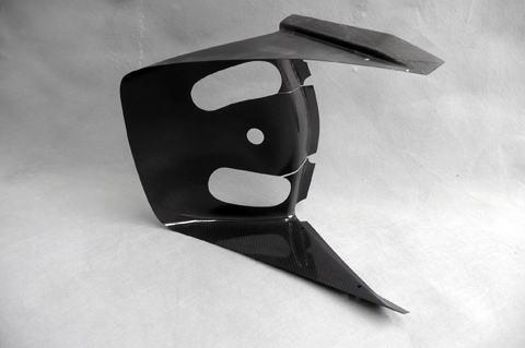【A-TECH】標準型散熱器(水箱)護板 - 「Webike-摩托百貨」