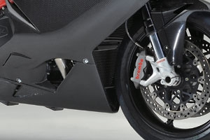 【A-TECH】下整流罩中央面板 - 「Webike-摩托百貨」