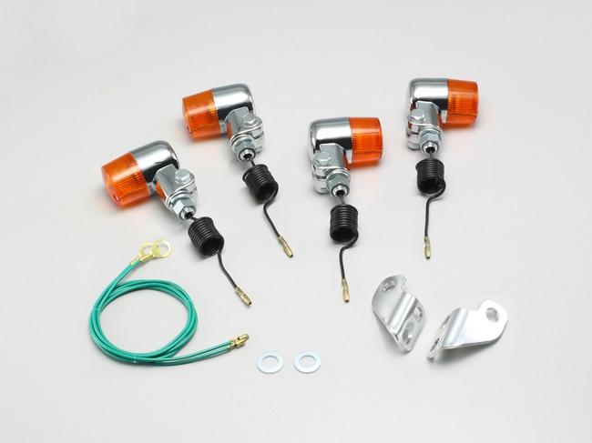 【HURRICANE】Mini 方向燈套件 - 「Webike-摩托百貨」