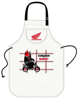 KUMAMON x MONKEY Apron