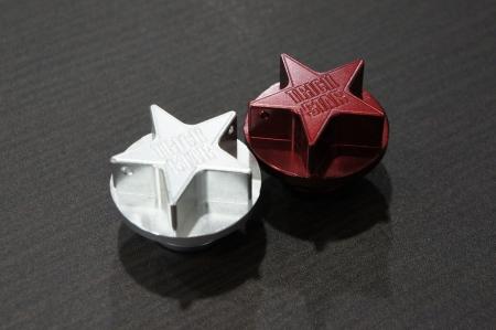 【TRICK STAR】機油加注口蓋 B型 - 「Webike-摩托百貨」