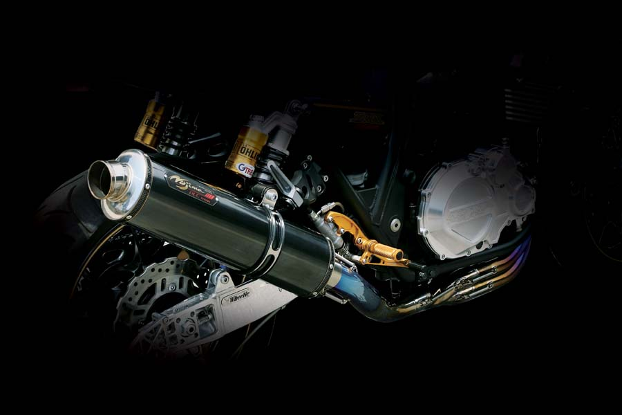 【NOJIMA】DLC-TITAN 全段排氣管 - 「Webike-摩托百貨」