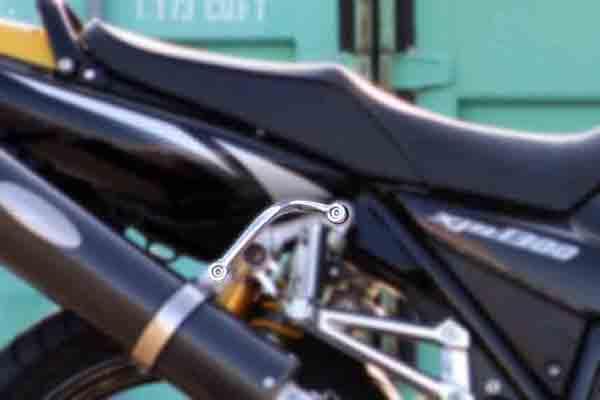 FASARM-R with Aluminum Bracket Bolt