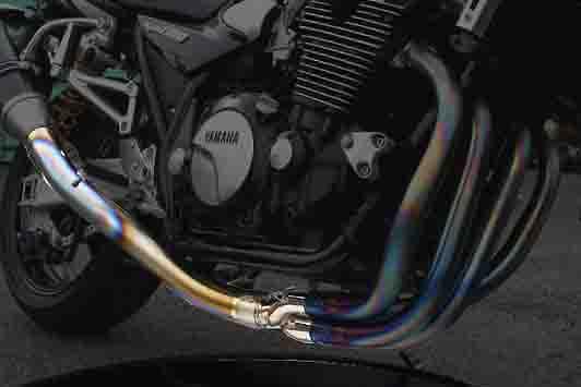 【NOJIMA】SC 鈦合金排氣接管套件 - 「Webike-摩托百貨」