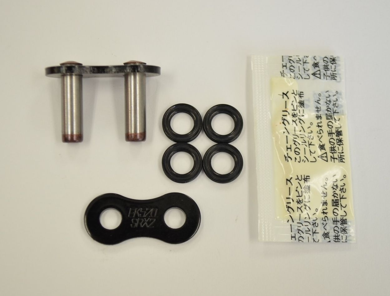 【EK CHAIN】QX油封鏈條 黑色&金色 520SRX2(BK/GP) - 「Webike-摩托百貨」