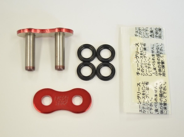 【EK CHAIN】QX油封鏈條金屬色 525SRX2(AR/NP) - 「Webike-摩托百貨」