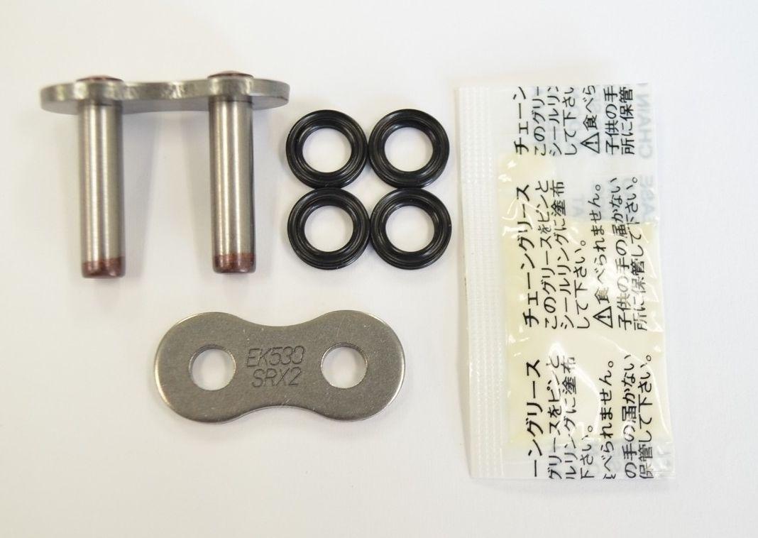 【EK CHAIN】QX油封鏈條 530SRX2 - 「Webike-摩托百貨」