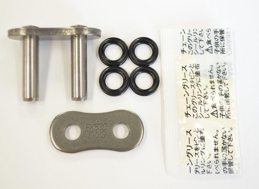【EK CHAIN】QX油封鏈條 530ZVX3 - 「Webike-摩托百貨」
