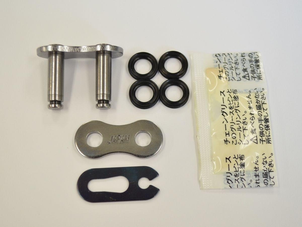 【EK CHAIN】Enduro・Motard 用競賽鏈條 銀色 520RR/SM(CR/NP) - 「Webike-摩托百貨」