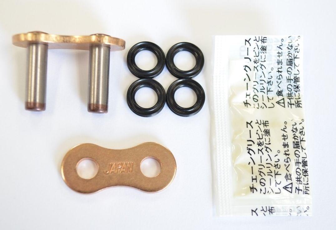 【EK CHAIN】QX油封鏈條 520SRX2(GP/GP) - 「Webike-摩托百貨」