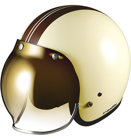 【OGK KABUTO】Trim泡泡漸層透視鏡面安全帽鏡片 - 「Webike-摩托百貨」