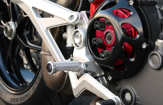 【MotoCrazy】SBK 鋁合金腳踏 MC - 「Webike-摩托百貨」